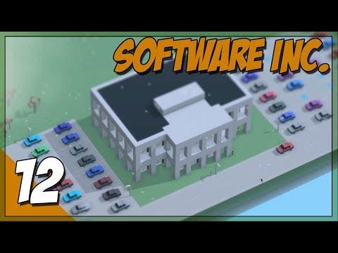 Software Inc Alpha 9 | Let's Play Software Inc. PART 12 | Green Tech. HardWare Mod