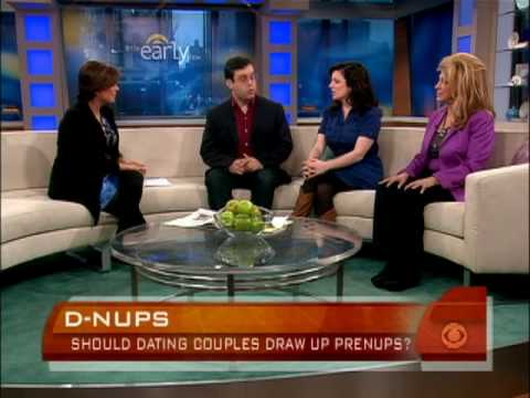 The Dating Pre-Nup
