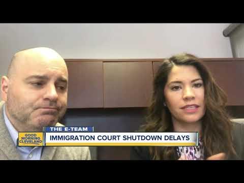 Shutdown creates uncertainty, longer delays for Cleveland Immigration Court