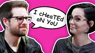 IAN AND HIS EX-GIRLFRIEND PLAY 2 TRUTHS 1 LIE