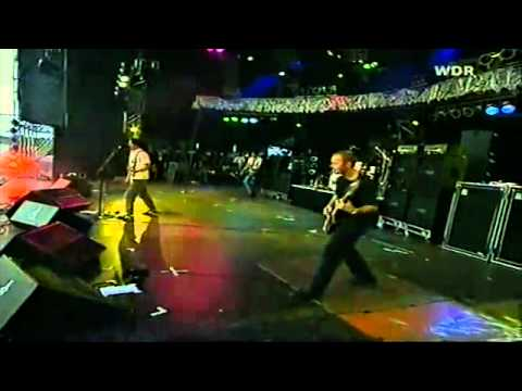 Foo Fighters -2 Wattershed Live- 08/15/97 - Cologne, Germany (Bizarre Festival)