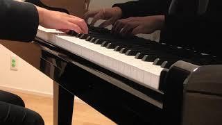 星降る夜のラブ・ソング 橋本晃一作曲 Starlight Love Song / Koichi Hashimoto 楽しいピアノ曲集 こどもだってジャズ&ロック より オススメ曲のレ...