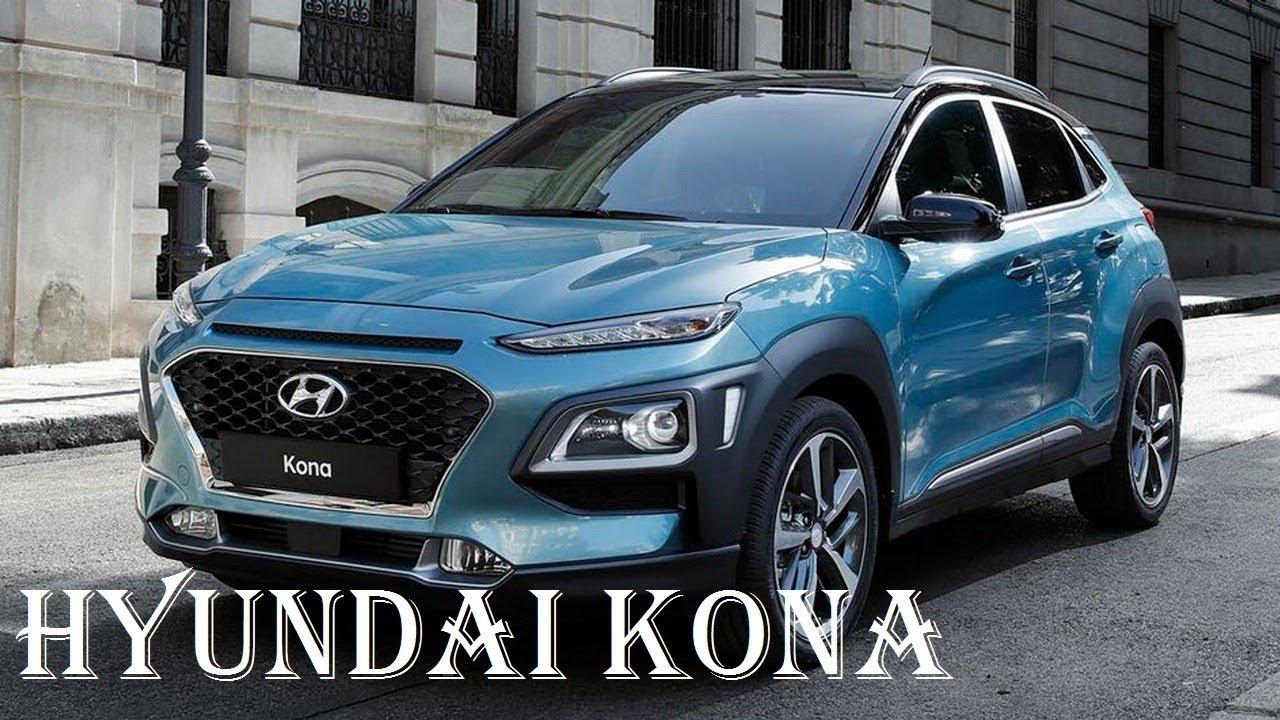 2018 Hyundai Kona Usa Ev Mpg Electric Iron Man Review Interior Specs Reviews Auto Highlights