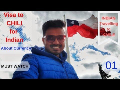 Chili Visa for Indian | Chili Visa | Indian Travelling to Chili | Chile  Travel