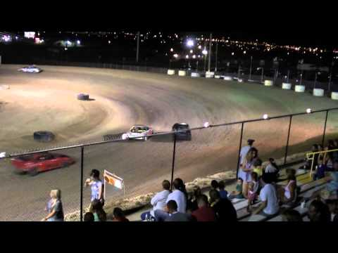 Texas Thunder Speedway Texas Twister Feature Race May 26, 2012