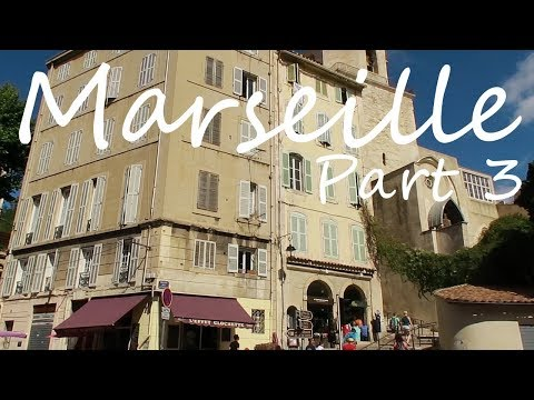Free walking tour and beautiful beaches | MARSEILLE TRAVEL VLOG #3