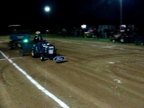 Ford Lgt 100 Garden Tractor Pull Full Pull