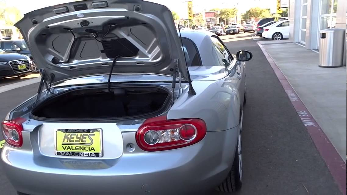2011 Mazda MX-5 Miata - YouTube