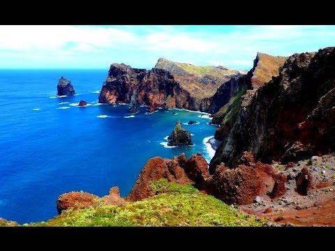 Madeira ( Portugal ) Blumeninsel im Atlantischen Ozean