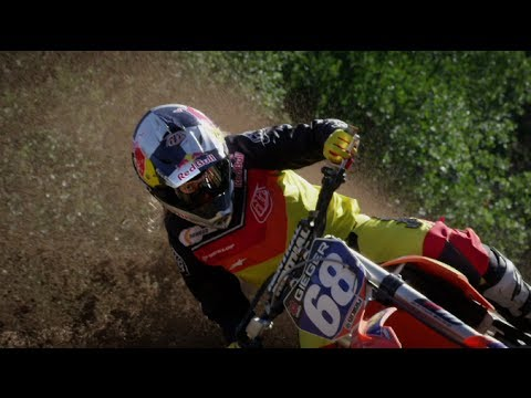 Amazing Slow Motion Motocross Footage of Tarah Gieger
