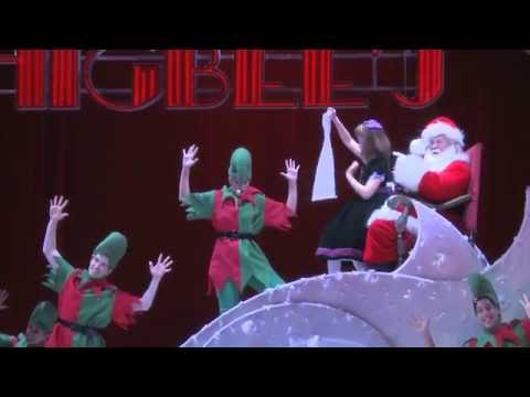 """Up on Santa's Lap"" from A Christmas Story, The Musical"