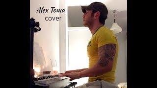 ANDREEA BALAN feat EDWARD SANDA-Pe drum ( cover by ALEX TOMA) acustic moment
