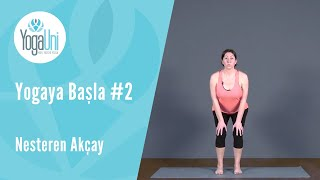 Nesteren Akçay ile Yogaya Başla-2