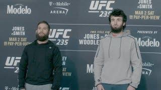 UFC 235: Стердауны