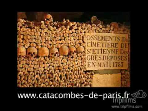 Catacombs of Paris Video Tour Guide