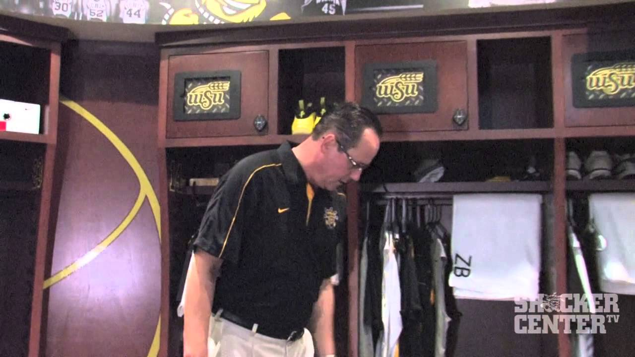 Wichita State Mens Basketball Locker Room Tour