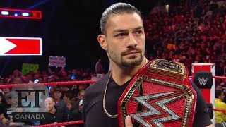 Roman Reigns Returns To The WWE | THE TITLE SHOT