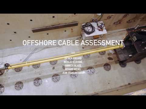 Offshore cable assessment