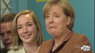 Merkels Pokerface