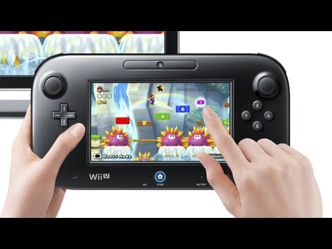 Conheça o Console Nintendo Wii U: Demonstração Completa