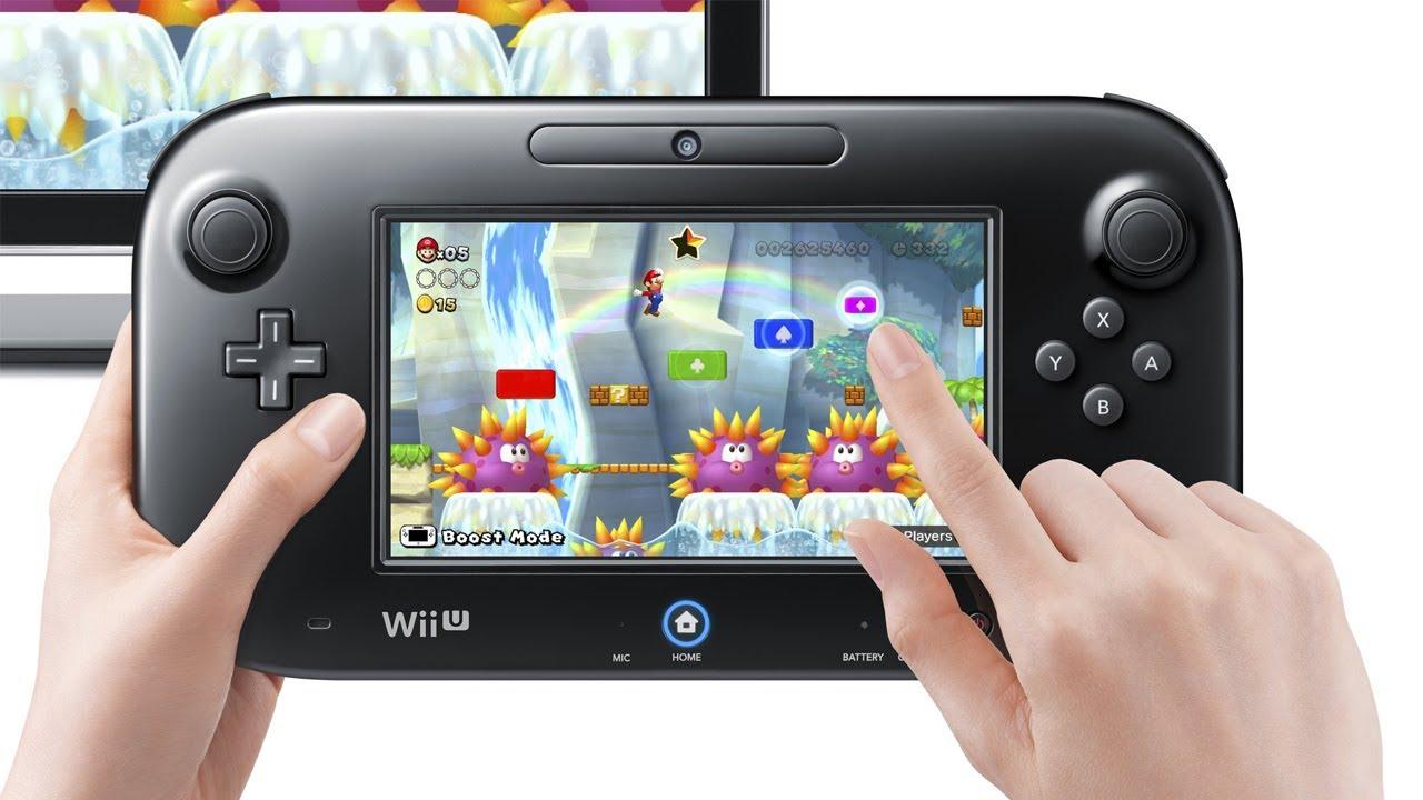 Image result for Nintendo Wii U