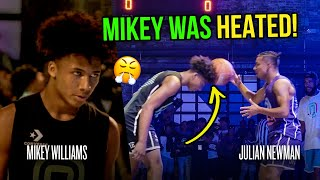 Mikey Williams & Julian Newman BATTLE At The Most INSANE Basketball Event Ever! Who Takes The Crown?