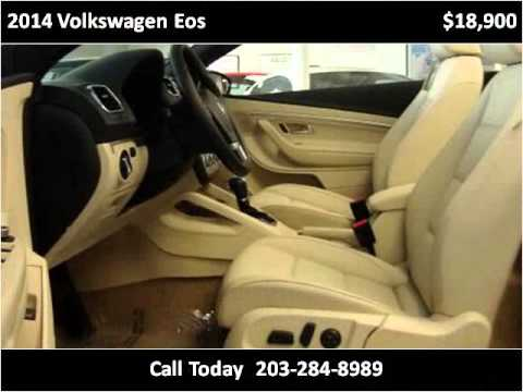 2014 Volkswagen Eos Used Cars Wallingford CT