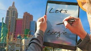 ITS TIME TO BOOGIE! Boogie Board Blackboard   Tech Review