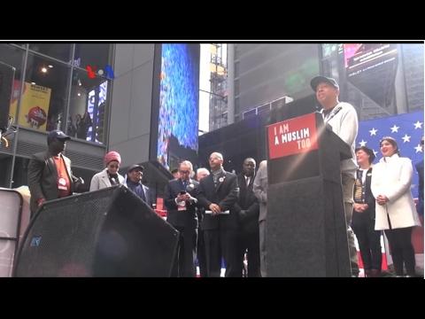 "Aksi ""I am A Muslim Too"" di New York - Liputan Berita VOA"
