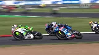 2018 Bennetts British Superbike Championship, Round 9, Silverstone, Race 2