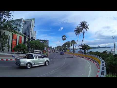 Pattaya City – Beautiful Day – Thailand Tour 2015