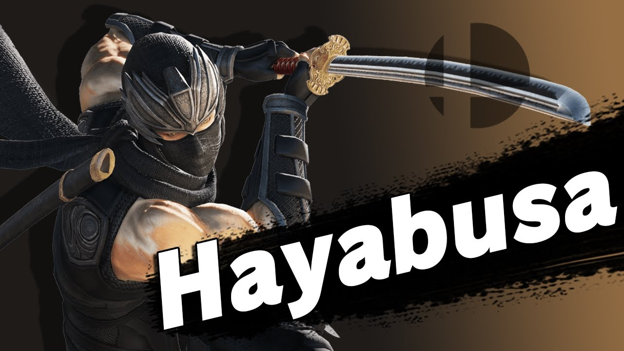 What If Ryu Hayabusa Was Announced For Ssb4 Fan Made Trailer