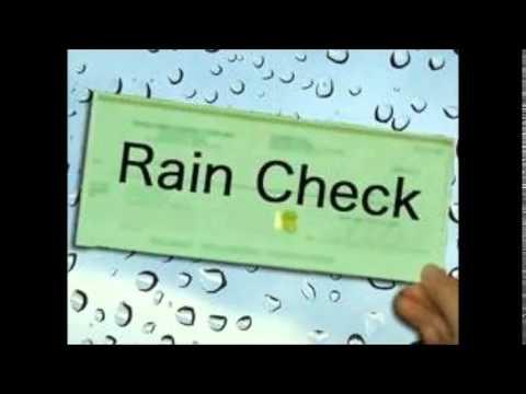 rain check template