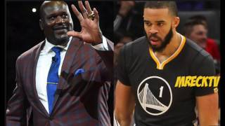 Shaq Beef'N With Javale Mcgee: I'll Smack The Sh!t Out Of Ur Bum A**, Don't Be Acting Like You A G.
