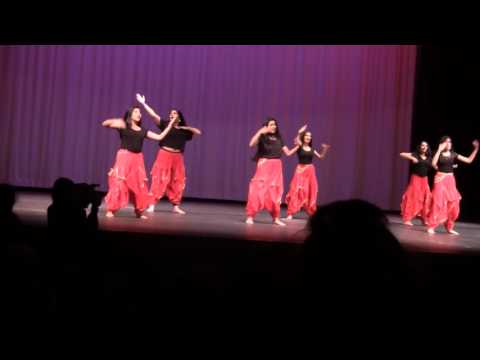 Akansha Dance Show at North Farmington High School, MI