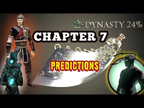 Shadow Fight 3》CHAPTER 7 expectations & predictions | what may happen