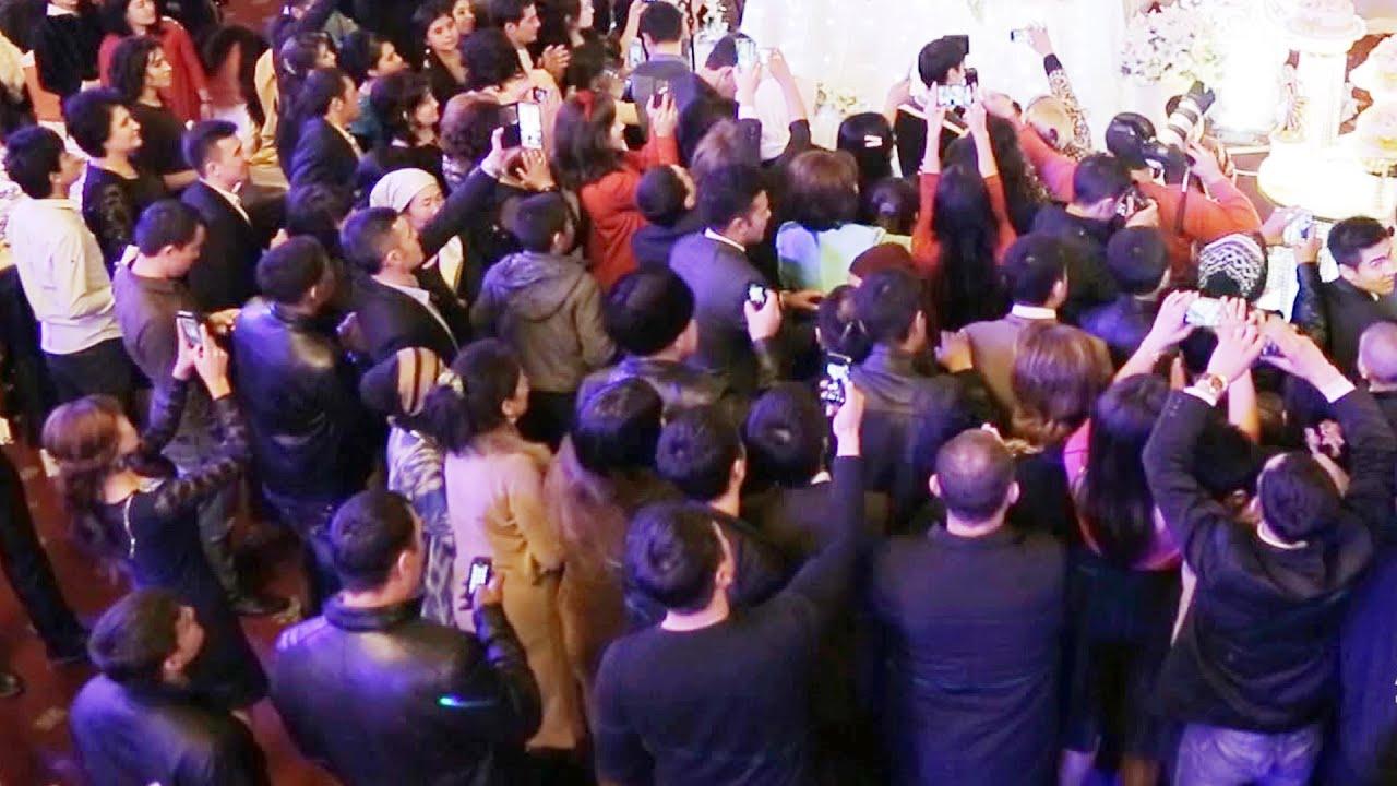 havas guruhi azizim wedding nurbek dilnoza hd