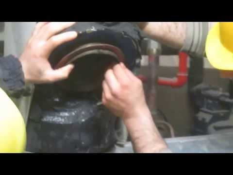 YORK Strainer Cleaning 1