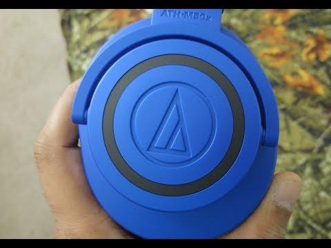 Audio-Technica ATH-M50x Blue