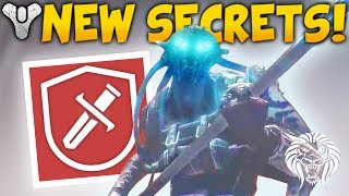 Destiny 2: SECRETS & MYSTERIES! Story Changes, Hidden Symbols, Grimoire Removed & Treasure Maps