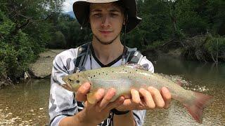 Рыбалка в Абхазии 2018!
