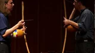 Berimbau Duo No 3, By: Greg Beyer - Lane Parsons ~ Flesh and Mind
