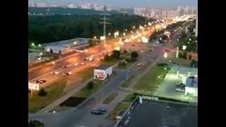 Ночной Митино, Москва(, 2010-07-10T19:01:56.000Z)
