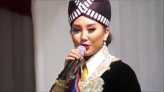 Miss Hmong INt'L & Little Miss Hmong princesses Speech 2017