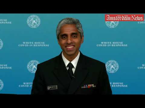 U.S. Surgeon General Dr. Vivek H. Murthy discusses the COVID-19 vaccine and the Black community