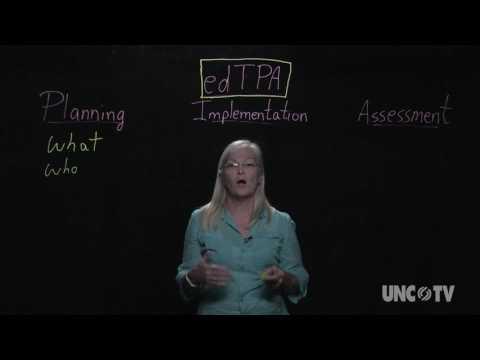 Sarah Meltzer i3@UNC 2016- edTPA Overview