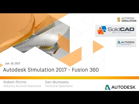 Simulation Webinar Series - Part I: Uncover Fusion 360 Ultimate's Simulation Capabilities