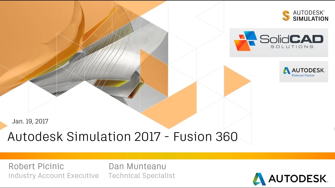 Simulation Webinar Series - Part I: Uncover Fusion 360 Ultimate's  Simulation Capabilities