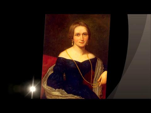 Camilla Collett; ensom kvinne blant menn - fra en forestilling