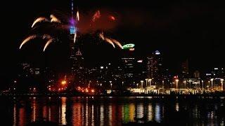 نيوزيلندا أول دولة تستقبل العام الجديد 2016